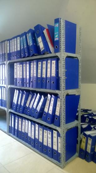 Kệ để tài liệu sản phẩm được sản xuất từ công ty Quang Đạt