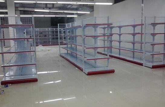 Kết quả hình ảnh cho Kệ siêu thị tháo lắp