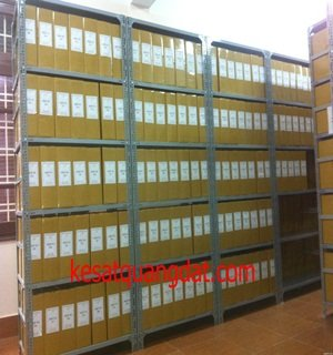 Shelves storage profile HS34