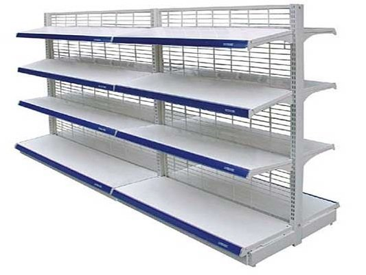 Supermarket shelving 17