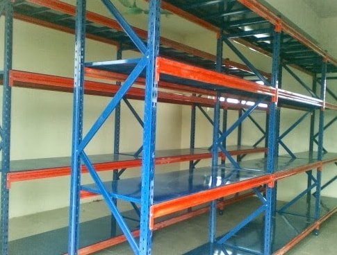 Medium duty racking TT10